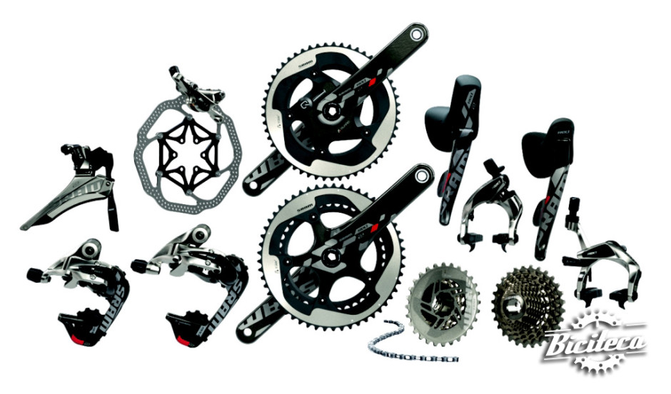 componentes con logo biciteca